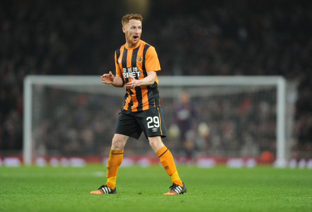 Soccer - FA Cup - Third Round - Arsenal v Hull City - The Emirates Stadium
