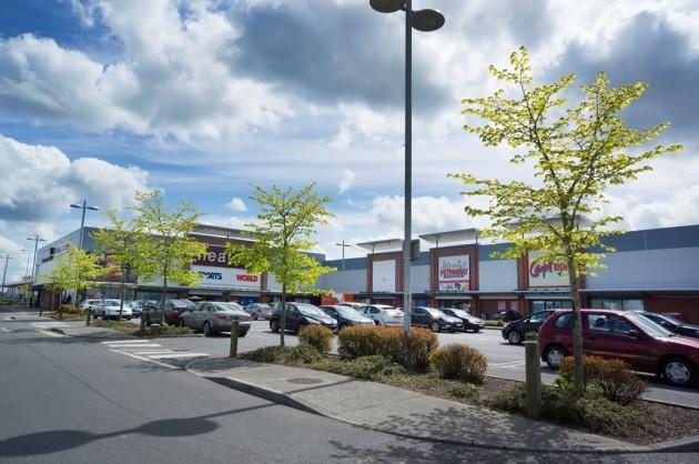 Tullamore Retail Park