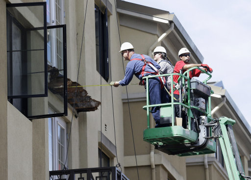 Berkeley Balcony Collapse Injured