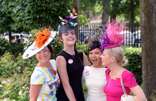 Horse Racing - The Royal Ascot Meeting 2015 - Day Three - Ascot Racecourse
