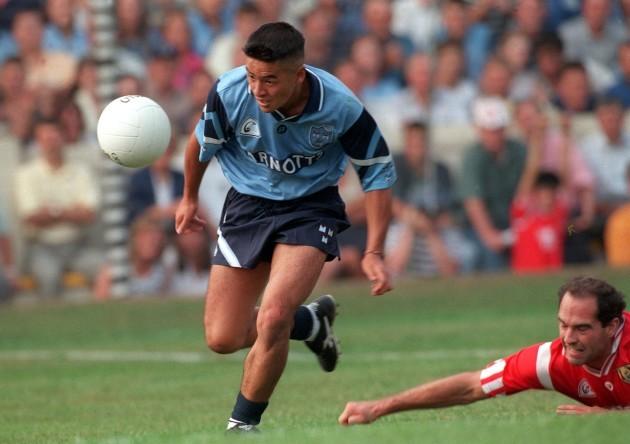 Jason Sherlock and Mark O'Connor 1995