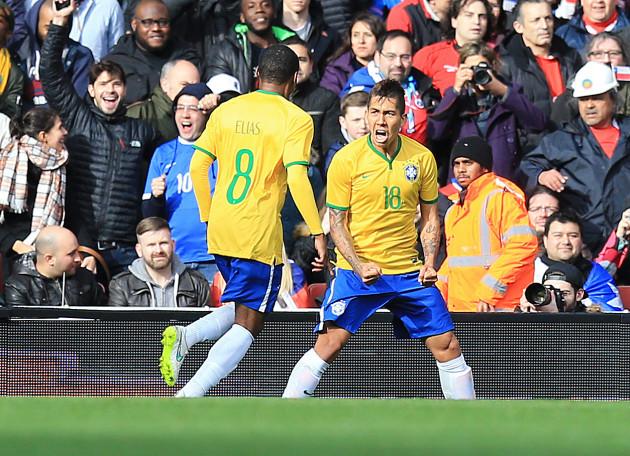 Soccer - Roberto Firmino File Photo