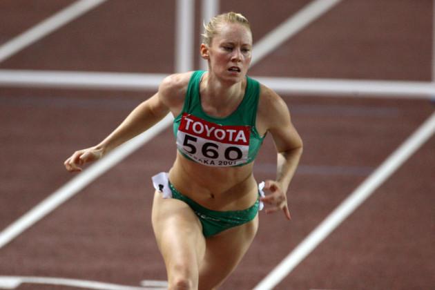 Athletics - IAAF World Athletics Championships - Osaka 2007 - Nagai Stadium