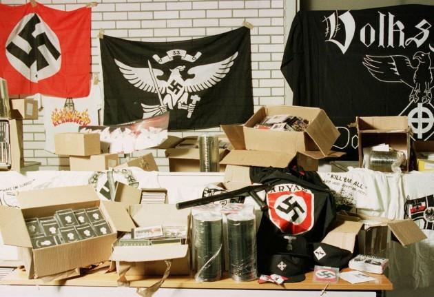 Crime and Criminals - Neo-Nazis - Stuttgart