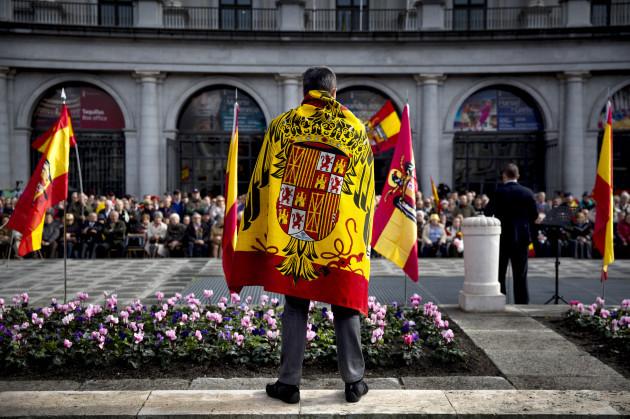 Spain Fascists