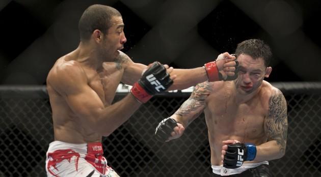 UFC 156 MMA