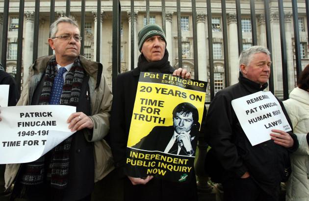 Pat Finucane inquiry
