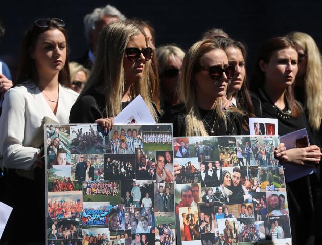 Eoghan Culligan funeral