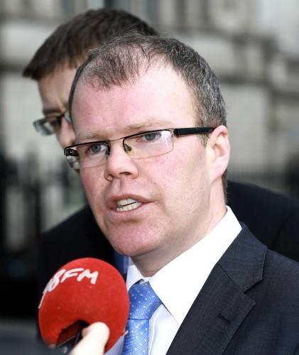 File Pics Sinn Fein TD Peadar Toib