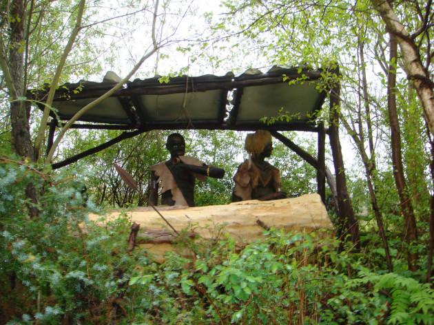 Jungle Safari at Djurs Sommerland
