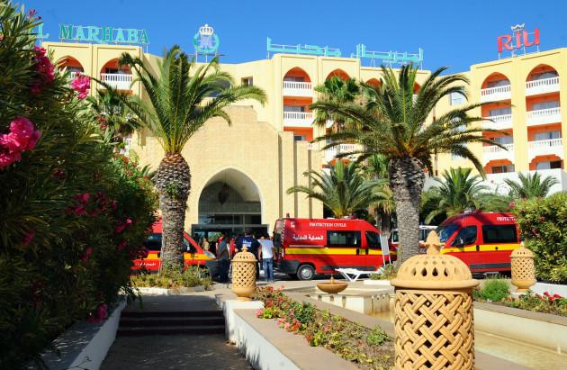 Tunisia Attack