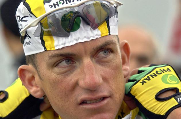 Hamilton Doping Cycling