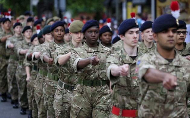 Armed Forces Day terrorist plot