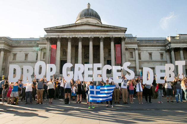 Greek debt rally