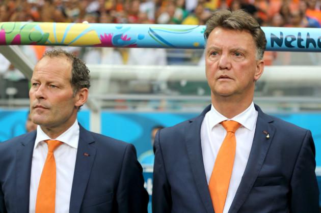 Soccer - FIFA World Cup 2014 - Quarter Final - Netherlands v Costa Rica - Arena Fonte Nova