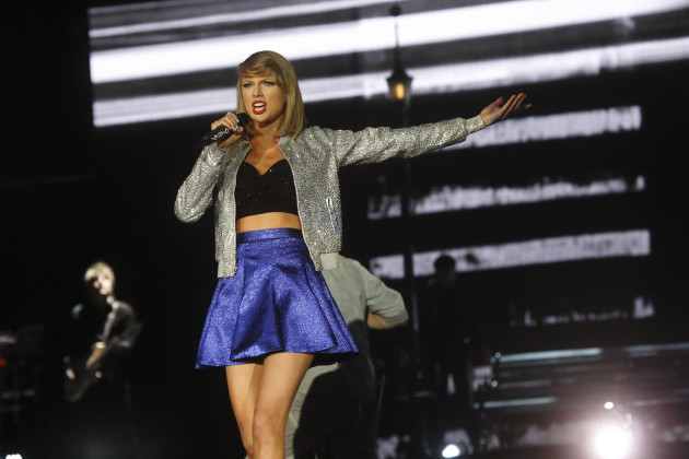 Apple-Taylor Swift-Future of Streaming