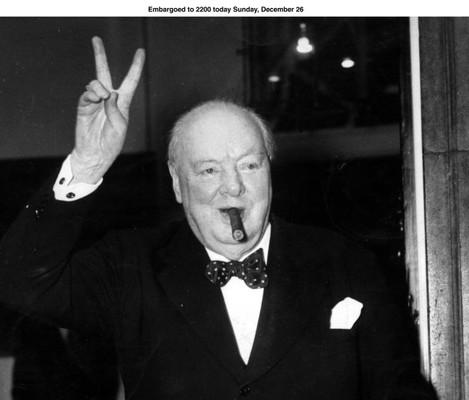 POLITICS Churchill/Filer: NEG. NO. 44515-5A
