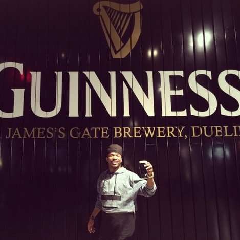 #Guinness #brewery #toshiadventures #ateamlv #ccrfk #Dublin #Ireland