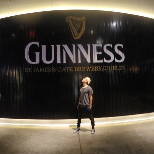 Thank you Guinness for giving us a private tour! Was very cool and an awesome experience plus I poured my first beer.. Pretty cool