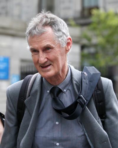 Richard Burke Court Cases