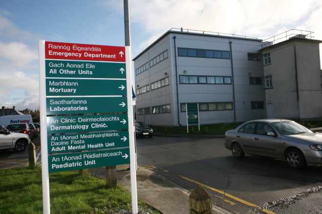 18/1/2013 Galway University Hospital