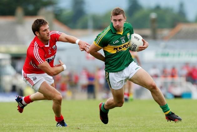 James O'Donoghue and Eoin Cadogan