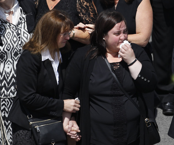 Ireland Tunisian Beach Aattack Funerals