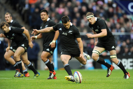 Rugby Union - QBE International - England v New Zealand - Twickenham