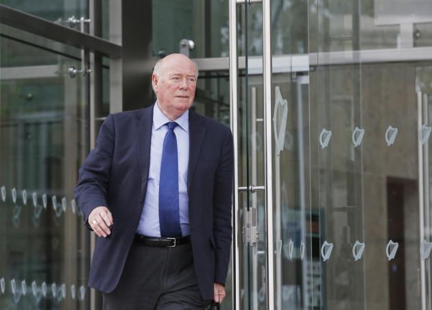 Bernard Daly Court Cases