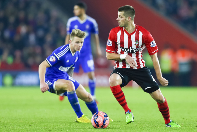 Soccer - FA Cup - Third Round - Southampton v Ipswich Town - St Mary's