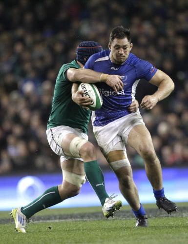 Ireland Samoa Rugby