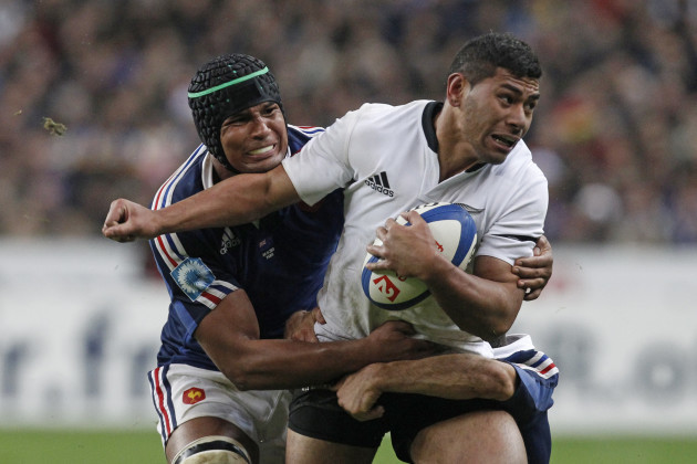 France Rugby New Zealand