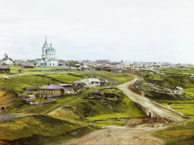 the-village-of-kolchedan-located-in-the-ural-mountains-near-ekaterinburg-was-a-center-for-sandstone-mining-and-processing-at-the-time