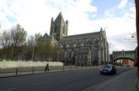 CHRIST CHURCH STRUCTURE CATHEDRALS