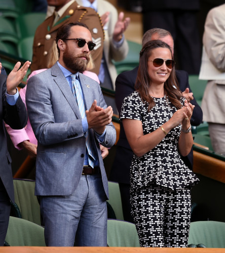Tennis - 2015 Wimbledon Championships - Day Ten - The All England Lawn Tennis and Croquet Club