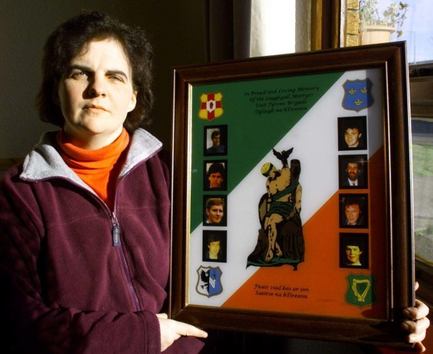 Mairear Kelly IRA Loughgall