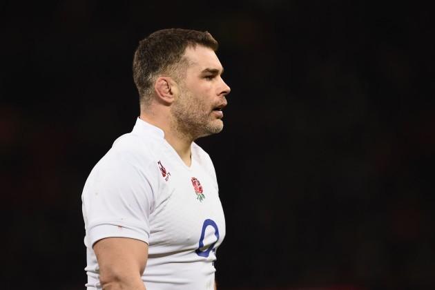 Rugby Union - 2015 RBS Six Nations - Wales v England - Millennium Stadium