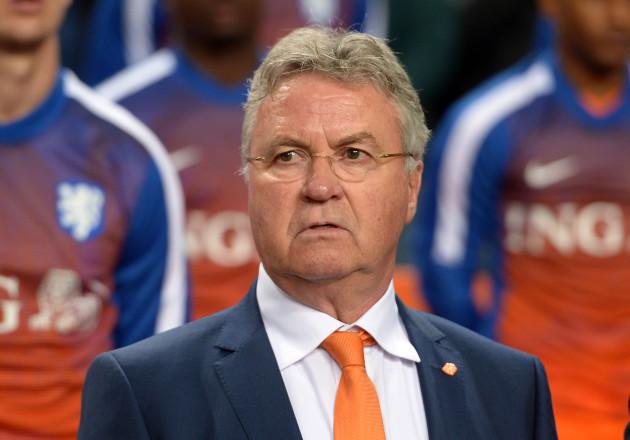 Soccer - UEFA Euro 2016 - Qualifying - Group A - Netherlands v Turkey - Amsterdam Arena