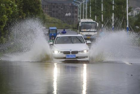 China Asia Storm