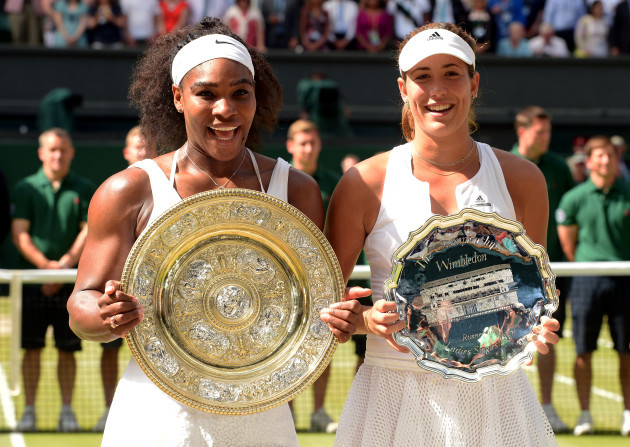 Tennis - 2015 Wimbledon Championships - Day Twelve - The All England Lawn Tennis and Croquet Club