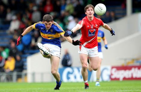 Colin O'Riordan and Eoghan Lafferty