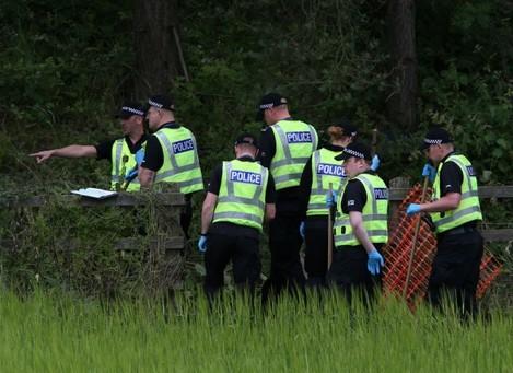 Police missed crash for three days