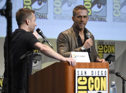 2015 Comic-Con - 20th Century Fox Panels