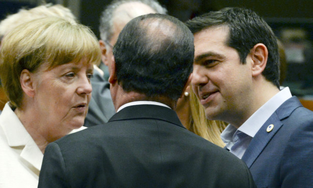 Europe Greece Bailout