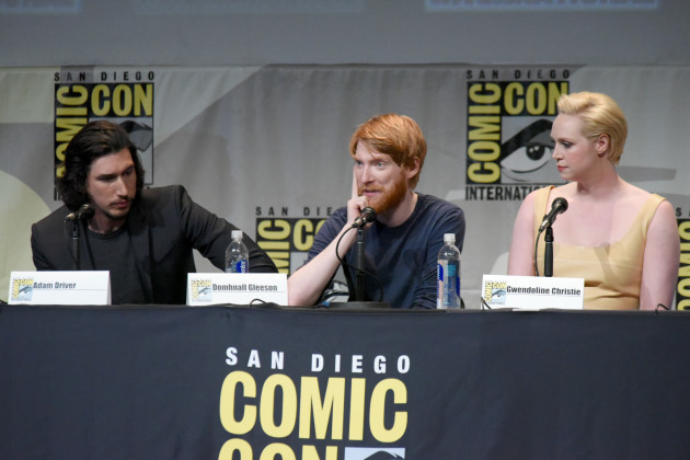 2015 Comic-Con - Star Wars: The Force Awakens Panel