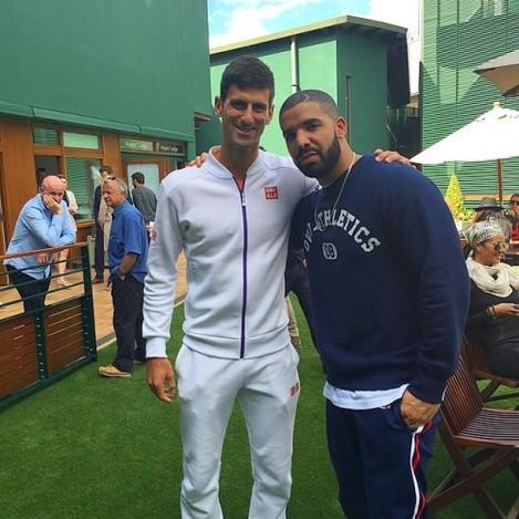 Novak in the cut.
