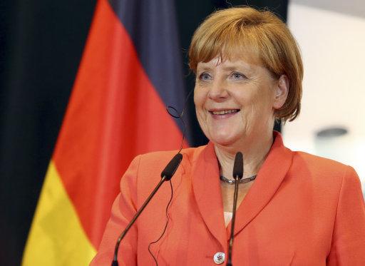 Albania Balkans Merkel