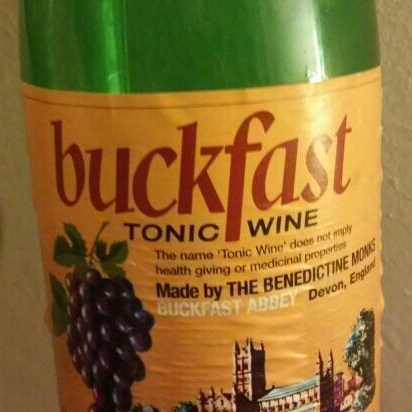 #buckfast #wine #medicine #loopyjuice #
