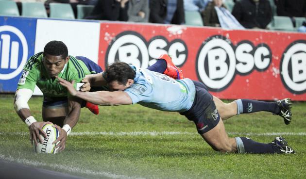 Australia New Zealand Super Rugby