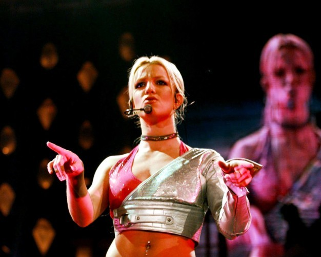 Britney Spears Wembley